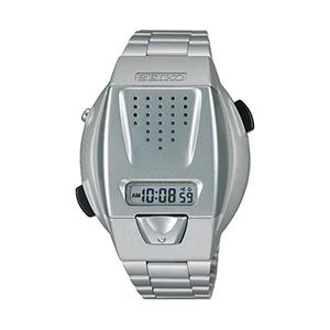 盲人用音声腕時計